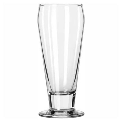 Libbey Glass 3810 - Glass Ale 10 Oz., Footed, 36 Pack