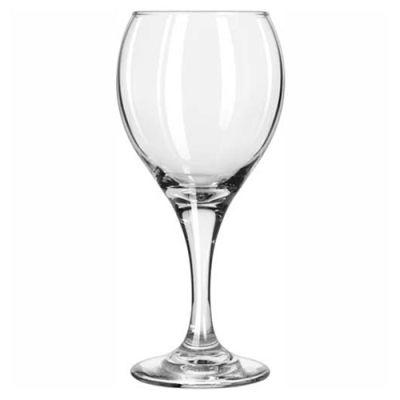 Libbey Glass 3957 - Wine Glass Teardrop All Purpose 10.75 Oz., 36 Pack