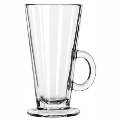 Libbey Glass 5293 - Glass Mug Coffee Irish Catalina 8.5 Oz., 24 Pack