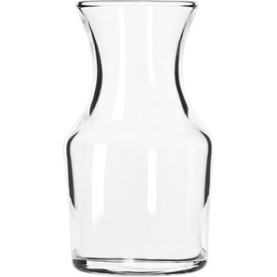 Libbey Glass 718 - Glass Decanter 3 Cocktail 4-1/8 Oz., 72 Pack