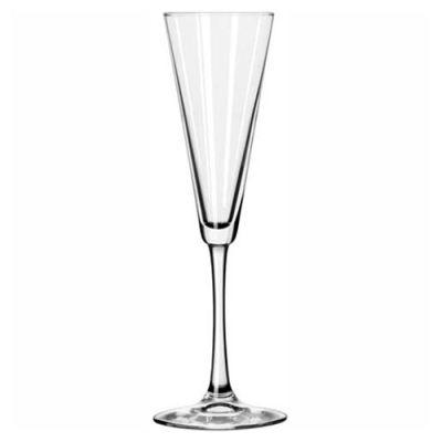 Libbey Glass 7552 - Glass 6.5 Oz., Vina Trumpet, 12 Pack
