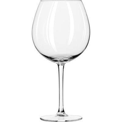 Libbey Glass 9126 - Renaissance Wine Glass  24 Oz., 12 Pack