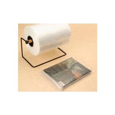 """Layflat Bags on a Roll, 20""""W x 30""""L 2 Mil Clear, 500 per Roll"""