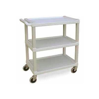 Lakeside® 2000 Plastic Utility Cart 300 Lb. Capacity - Beige
