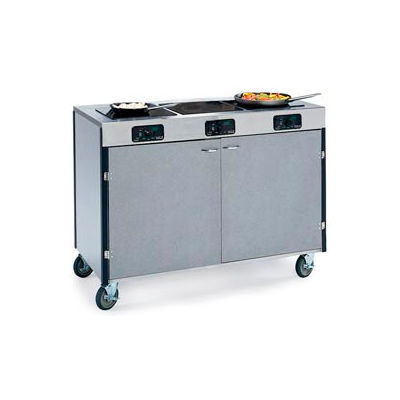 Induction Creation Express - 3 Cooktops - Blue