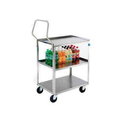 Lakeside® 4444 Handler Stainless Steel Cart 39-1/4 x 23-3/8 x 49-1/4 500 Lb Cap