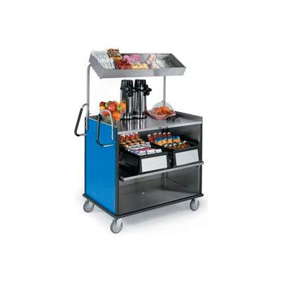 Compact Mart Cart - Blue