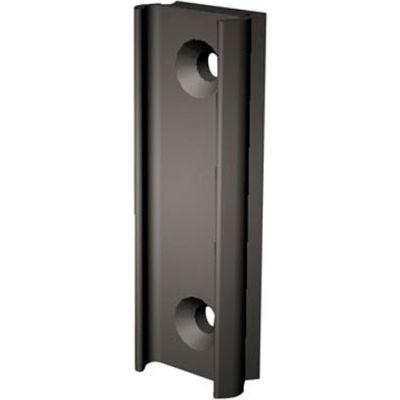 Lavi Industries Beltrac Standard Aluminum Wall Receptacle