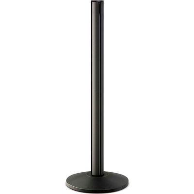 "Lavi Industries JetTrac Reciever Post, 39""H Wrinkle Black Finish"