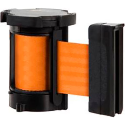 Lavi Industries Replacement Mechanism, For Use W/Beltrac Stanchions, 7'L Orange Belt