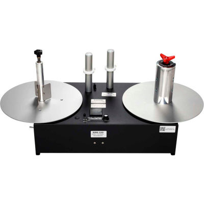 """LABELMATE RRR-330 Reel-to-Reel Rewinder For All Labels Up To 6"""" W x 13"""" Dia., 3"""" to 3"""" Cores"""