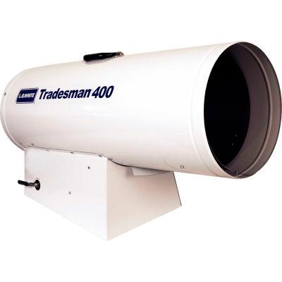 L.B. White® Portable Gas Heater Tradesman 400, 250K-400K BTU, Propane