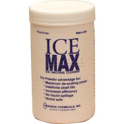 Highside HS50004 - Ice Max, Powdered Ice Machine Cleaner, 4.4 Oz. - Pkg Qty 12