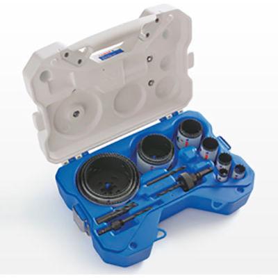 LENOX® 308021200L 17-Piece Electrician's Hole Saw Kit