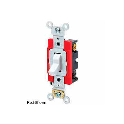 Leviton 1223-2t 3-Way Ac Quiet Switch, Light Almond - Min Qty 14