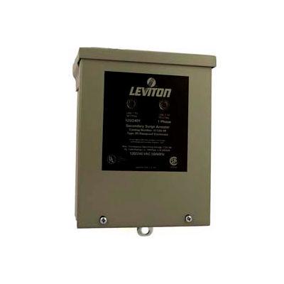Leviton 51120-3R 120/240V Surge Protective Panel, Residential, NEMA-3R Enclosure