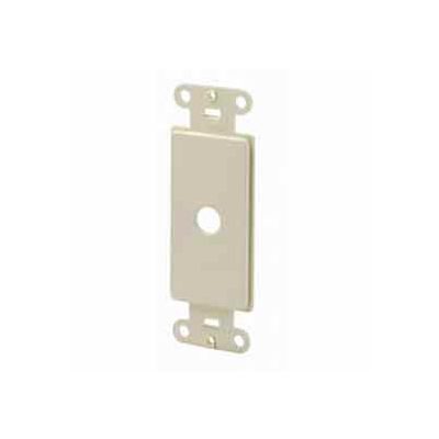 Leviton 80400-I Decora Plastic Adapter For Rotary Dimmers, Ivory