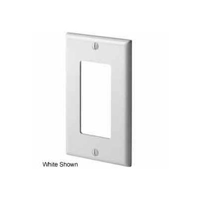 Leviton 80401-NR 1-Gang Decora/GFCI Device Decora, Red