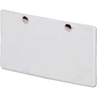 "LEWISBins Snap-On Card Holders CH10 - 7-3/4"" x 4-1/4"" - Pkg Qty 6"
