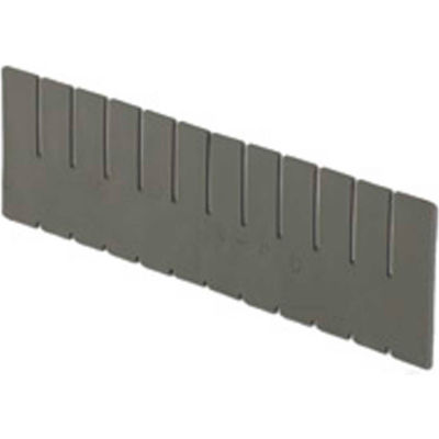 LEWISBins DV1670 Full Height Long Divider for Divider Box DC2070 - Pkg Qty 6