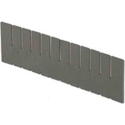 LEWISBins DV1750 Full Height Short Divider for Divider Box DC3050 - Pkg Qty 6
