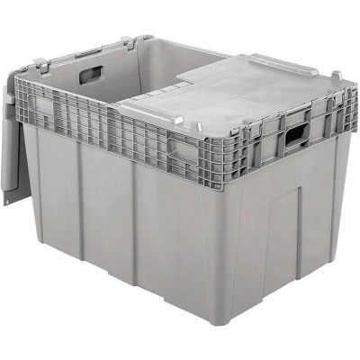 ORBIS Flipak® Distribution Container FP60 - 30 x 22 x 20-1/2 Gray