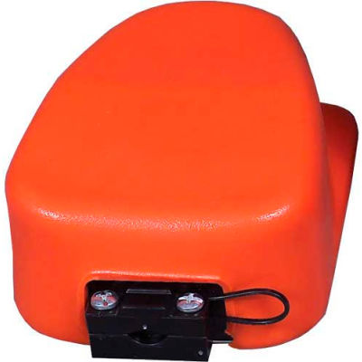 Linemaster 522-N30 Vinyl Boot, Orange, PVC