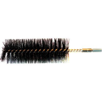 LPD Trade Anti-Static Tube Brush With Tread, Black, 40 x 100 x 160mm - C10774