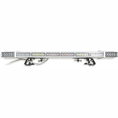 """Falcon Flight Extreme Emergency LED Light Bar 37"""" - A-1338-Red/White"""