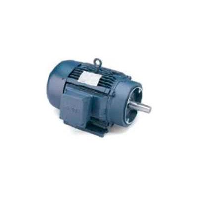 Leeson 102919.00, 0.5 HP, 1725 RPM, 208-230/460V, S56C, TENV, C-Face Rigid