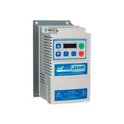 Leeson Motors 174604.00, AC Controls Vector Series Drive VFD,NEMA 1,3PH,1/2HP,120/240