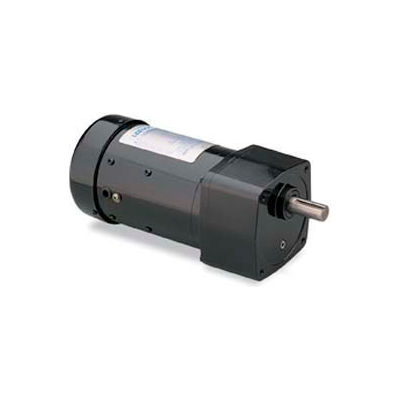 Leeson 096013.00, 1/3 HP, 58 RPM, 230/460V, 3-Phase, TEFC, PE350, 30:1 Ratio, 320 In-Lbs