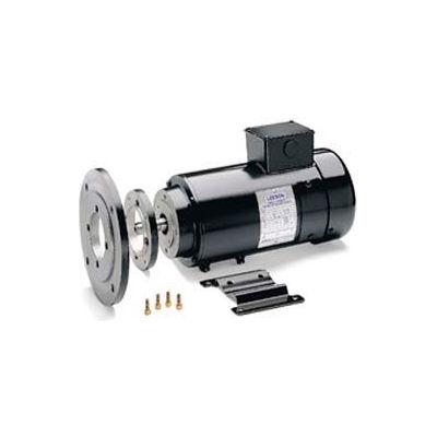 Leeson Motors DC Motor IEC Metric .55KW, 3000RPM, 71D, IP54, 180V, S1, 40C, 1.0SF, Special