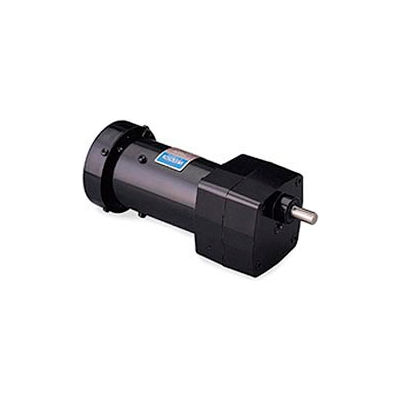 Leeson M1125132.00, 1/15 HP, 142 RPM, 115V, 1-Phase, TEFC, PZ, 12:1 Ratio, 24 In-Lbs