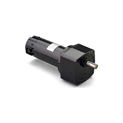 Leeson M1135142.00, 1/4 HP, 27 RPM, 180VDC, TENV, PE350, 91:1 Ratio, 305 In-Lbs