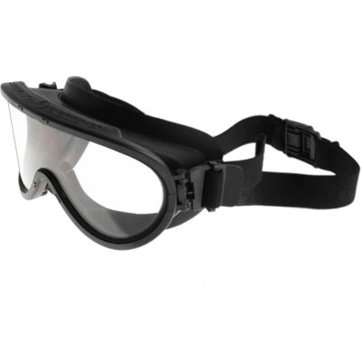 Paulson A-TAC® Wildland Firefighter Goggles, Quick Release Elastic Strap, Polycarbonate Lens