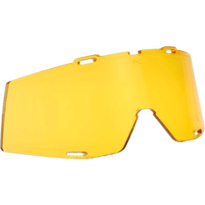 Paulson Yellow Polycarbonate Replacement Lens for Advanced Combat Goggles, ACG-YL