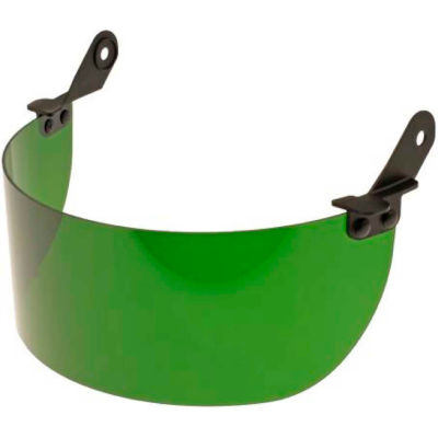 """Paulson QuickView Flip Front Replacement 4"""" Window, Shade 3 Green, QVGS3- 4"""
