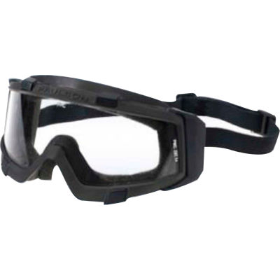 Paulson A-TAC® Structural Firefighter Goggles, Hard Coated Polycarbonate Lens, SFIRE