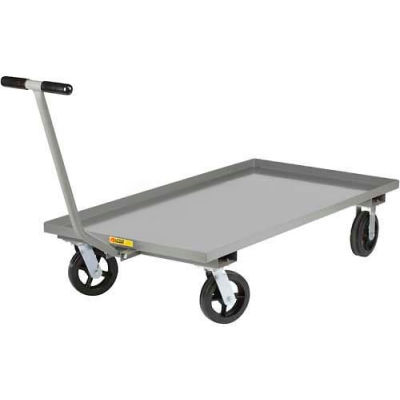 Little Giant® Caster Steer Wagon CSW-2448-8MR - 48 x 24 2000 Lb. Capacity