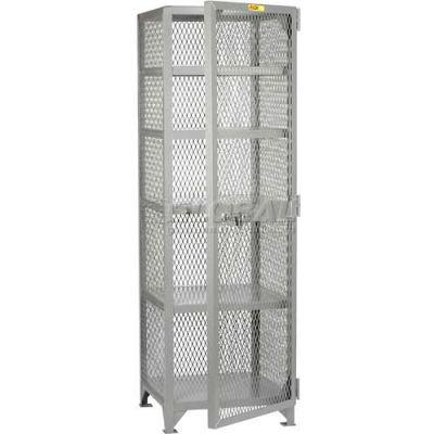 "Little Giant® All-Welded Compact Storage Locker, 24""W x 24""D x 78""H"