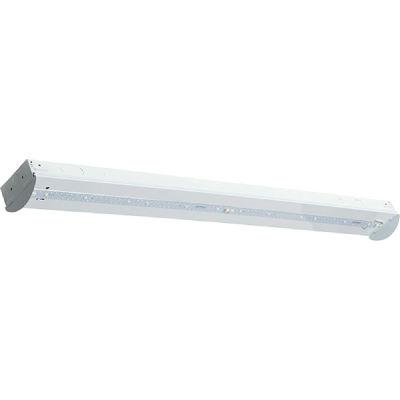 "Luminance F9969-30 LED 4 Foot Strip Light , 48""L , 40 Watt, 4000 Lumens, CRI 80, White Frame, 4000K"