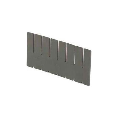 "LEWISBins ESD-Safe Vertical Box Dividers DV1025xL - 9-1/8""L x 1-29/32""H - Pkg Qty 6"