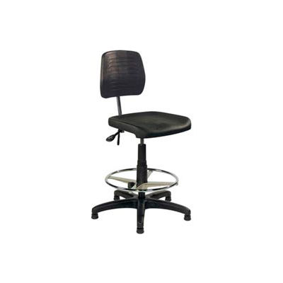 ShopSol Deluxe Operational Chair with Extra Large Seat