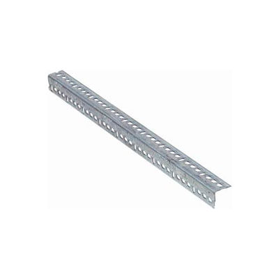 """Lyon Slotted Angle 14-Gauge 2-1/4""""x1-1/2""""x8' 120-Pack"""