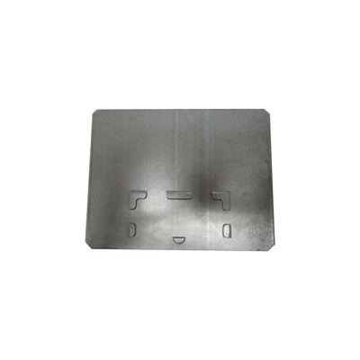 """Dividers For #8115, 8116, #8117 Steel Boxes 5-1/2""""W x 4-1/4""""H - Galvanized Gray (100) pcs"""