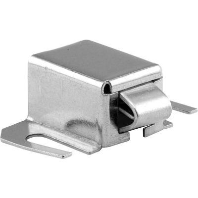 Prime-Line M 6015 Shower Door Catch with Steel Tip, Stainless Steel