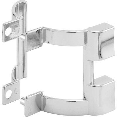Prime-Line M 6198 Shower Door Handle/Towel Bracket Set, 2-1/4-Inch, Chrome