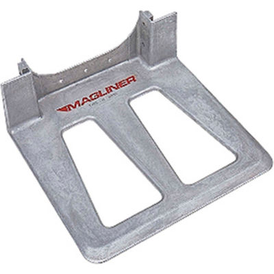 """Die Cast Magnesium 14"""" x 12"""" Noseplate 300197 for Magliner® Hand Trucks"""