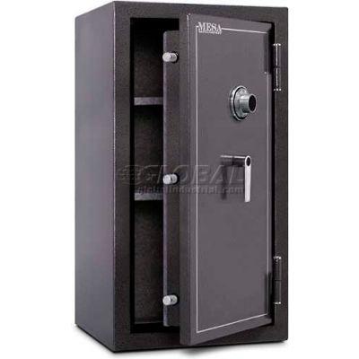 "Mesa Safe Burglary & Fire Safe Cabinet MBF3820C 2 Hr Fire Rating, Combo Lock, 22""W x 22""D x 40""H"